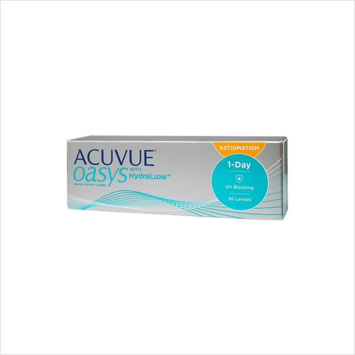 Acuvue Oasys 1 Day for Astigmatism  (30 pack / 90 pack (3x30))